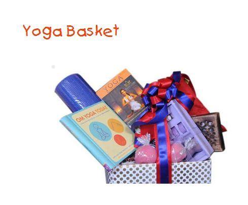 Yoga Basket