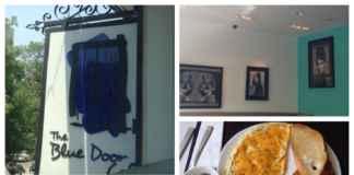 Blue Door Café, Khan Market, Delhi