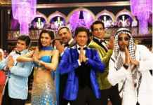 SRK, Deepika groove to Indiawaale from Happy New Year