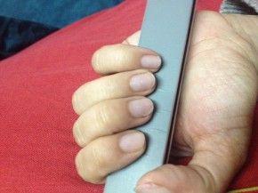 Natural nails are back