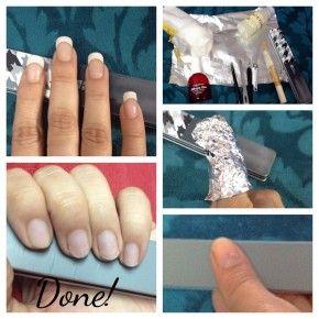 <b>DIY: How to remove acrylic or gel nail e...</b>