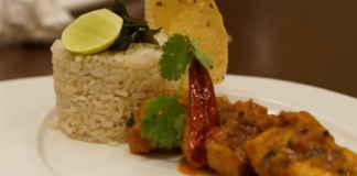 Kerala Kettuvalam Fish Curry
