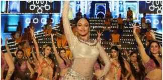 Sonakshi Sinha inMusic Bajega Loud Toh Radha Nachegi