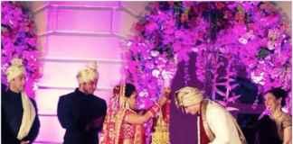 Arpita Khan and Aayush