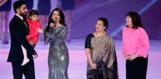 Aishwarya Rai Bachchan at Miss World 2014