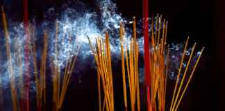 Incense sticks can cause cancer