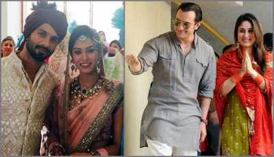 Shahid-Mira and Saif Kareena have a 10 plus year age gap