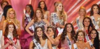 Miss Universe Paulina Vega