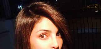 Priyanka Chopra goes short