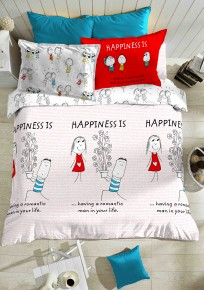 Happiness Is.. sheet by Portico New York 1