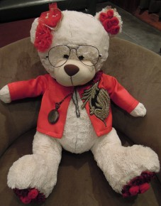 Varun Bahl Valentine's Day Teddy Bear