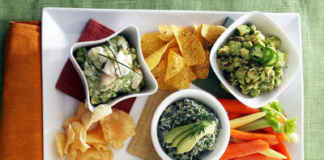 Yummy dips for party