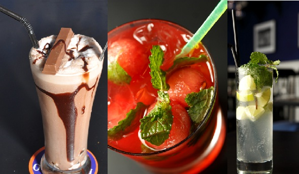 Summer drinks recipes