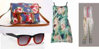 5 summer floral picks from Shoppers Stop