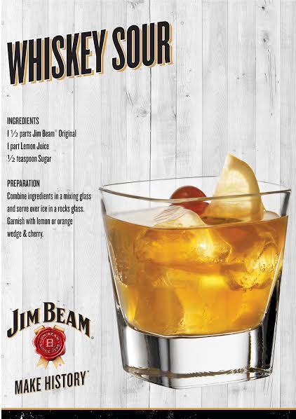Jim Beam Holi Cocktail Recipes