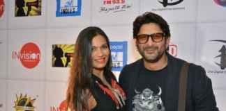 Arshad Warsi and  Maria Goreti at Ghanta Awards