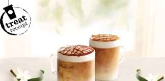 Starbucks Hazelnut Caramel