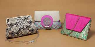 Clutches from Kashish