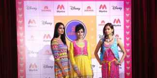 Models wearing Anouk Collection at the Launch