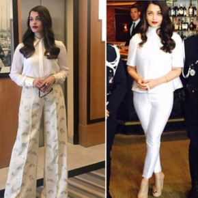 Cannes 2015: Aishwarya Rai Bachchan stuns in white