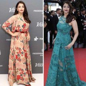 Cannes 2015: Aishwarya Rai Bachchan in her gowns