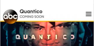 Priyanka in Quantico
