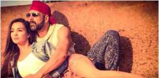 First look of Singh is Bliing