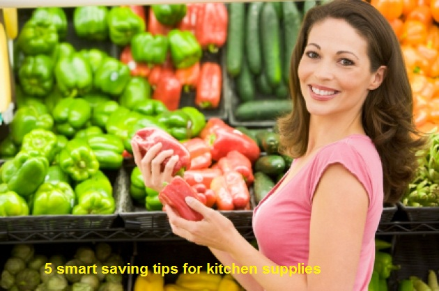 5 smart saving kitchen tips
