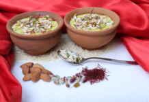 Rice phirni