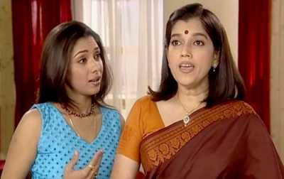 Monisha and Maya Sarabhai