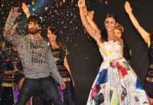 Shahid & Alia launch Shaam Shaandar