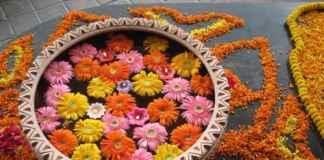 Diwali decoration idea