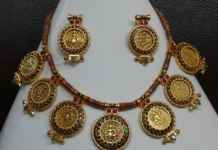 Coin inspired jewellery