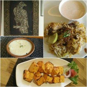 Food at Lahori Gate