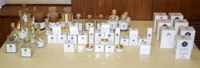 Various blends and oils at Vedic Collection