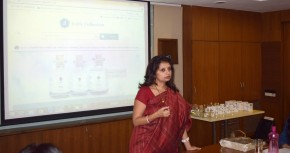 Divita Kanoria of Vedic Collection