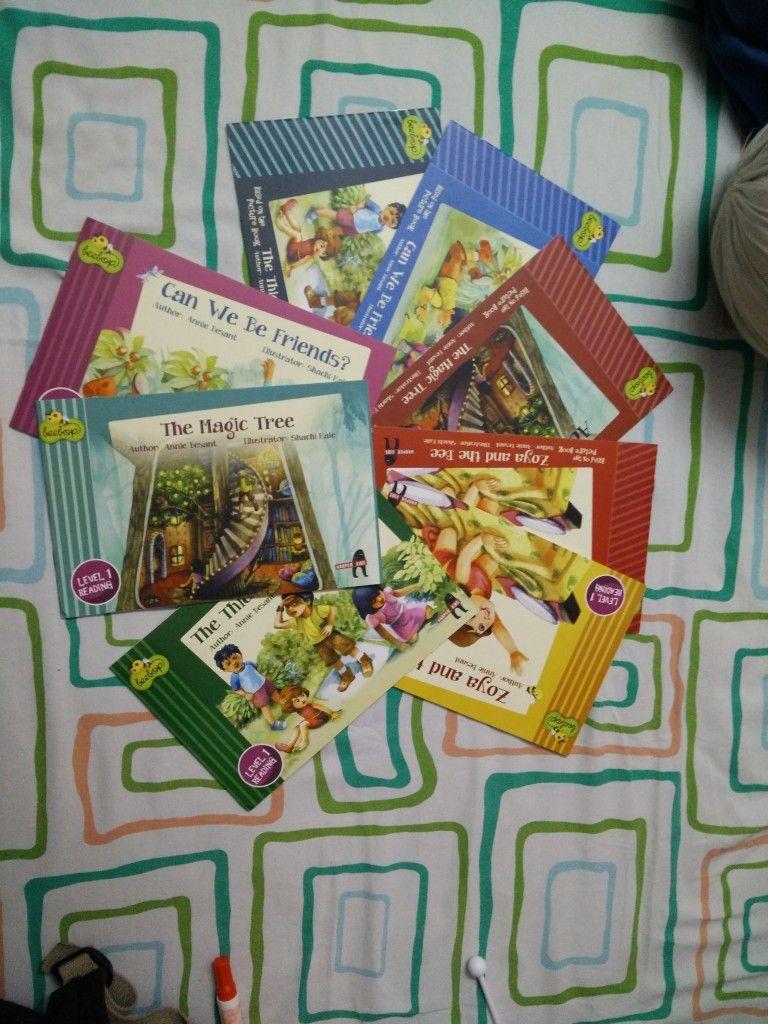 Beepbop books
