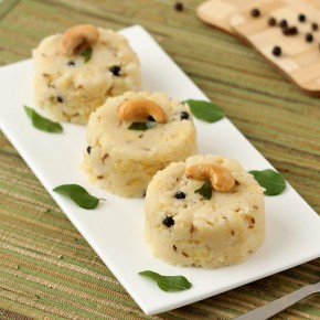 <b>Festive Recipe: Vegetable pongal</b>