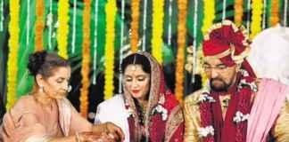 Kabir Bedi's Marriage