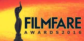 Filmfare awards 2016