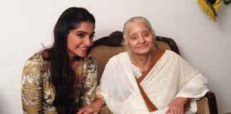 Neerja's mother and Sonam Kapoor