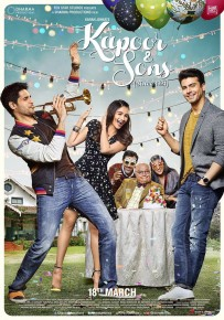Second poster of Kapoor and Son's
