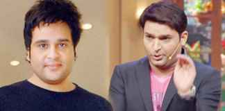 Krushna replaced Kapil Sharma