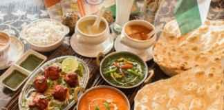 indian food in taiwan