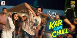 Aalia 'Kar gayi chull' song