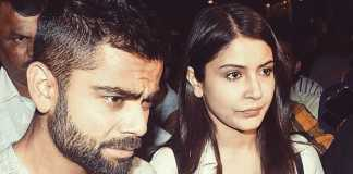 Anushka & Virat in happier times