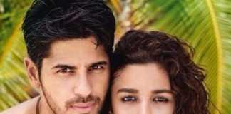 Siddharth Malhotra and Alia