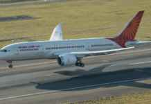 AIR India women's day