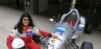 Formula Racer and Pilot Sneha Sharma