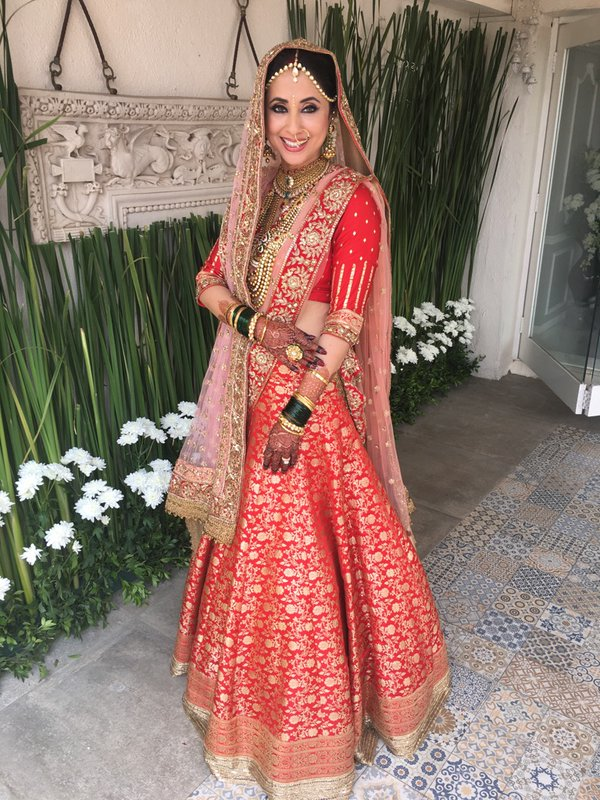 Urmila, Mohsin secret wedding photos